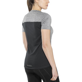 PEARL iZUMi Performance T-Shirt Damen smoked pearl/black